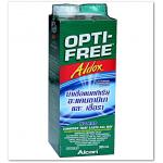 (&#x1F4B0SALE เมื่อซื้อคอนแทคเลนส์อะไรก็ได้) น้ำยา Opti-Free ALDOX เหลือเพียง 160 บาท