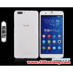 เคสมือถือ Case Huawei Honor 6 Plus เคสนิ่มโปร่งใสแบบบางคลุมรอบตัวเครื่อง แบบที่3
