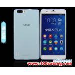 เคสมือถือ Case Huawei Honor 6 Plus เคสนิ่มโปร่งใสแบบบางคลุมรอบตัวเครื่อง แบบที่2