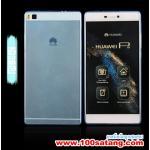 เคสมือถือ Case Huawei P8 เคสนิ่มโปร่งใสแบบบางคลุมรอบตัวเครื่อง แบบที่4