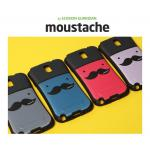 Ecoskin Guardian : Moustache Anti-Shock Cover Case For Galaxy A8