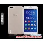 เคสมือถือ Case Huawei Honor 6 Plus เคสนิ่มโปร่งใสแบบบางคลุมรอบตัวเครื่อง แบบที่4