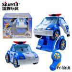 TY-0029 R/C Auto Transformig Robot Poli / Remote Control ( แปลงร่าง Auto + รถบังคับ)