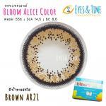 Brown AR 21 (Colorful Brown น้ำตาลสดใส)