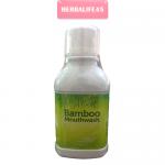 Bamboo Mouthwash น้ำยาบ้วนปากแบมบู 1 ขวด