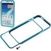 Aluminum Bumper Samsung Galaxy Note II , N7100 (Blue)