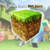 ‎minecraft‬ : dirt block 30 cm