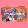 VG Fighter's Deck Holder Collection Vol.15 : Toshiki Kai & Perdition Emperor Dragon, Dragonic Overlord the Great