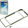 Aluminum Bumper Samsung Galaxy Note II , N7100 (Green)