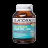 Blackmore Odourless Fish Oil บรรจุ 60 แคปซูล