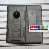 (002-029)เคสมือถือ Microsoft Lumia 830 เคสเหน็บเอวรุ่นกันกระแทก