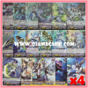 Aqua Force Set / อควอฟอร์ซ เซต (VGT-BT15-2)