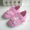 BE2041 (Pre) รองเท้าผ้า สาวน้อย (0-1 ขวบ)