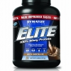 Dymatize Elite Whey Protein, Rich Chocolate, 5lbs