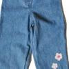 กางเกงยีนส์เด็ก 2-6 ปี Miniwear (ซื้อ 3 ชิ้น ราคาส่ง 150 บาท/ชิ้น)