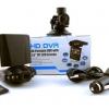 HD DVR กล้องติดรถยนต์