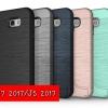(577-009)เคสมือถือซัมซุง Case Samsung J5 2017 เคสนิ่มกันกระแทกใส่บัตรได้ สำเนา