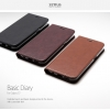 Zenus : Basic Diary / Carrying Case For Galaxy S7