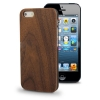 Case เคส Walnut Wood Material iPhone 5