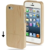 Case เคส Maple Wood iPhone 5
