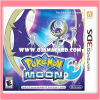 Pokémon Moon for Nintendo 3DS (US)