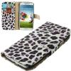 Case เคส Purple Leopard Samsung GALAXY S4 IV (i9500)