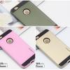 (413-034)เคสมือถือไอโฟน case iphone 5/5s/SE เคสนิ่มทูโทนสไตล์กันกระแทก VERUS