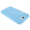 เคส 3D Square TPU Case Note2 (Baby Blue)