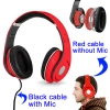 หูฟัง High Definition Powered Isolation (Red)