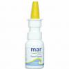 Mar Plus Nasal Spray 20 ml สเปรย์พ่นจมูกเพื่อความชุ่มชื้น ทำให้น้ำมูกใสขึ้น จะทำให้น้ำมูกที่ข้นมีความเหลว ใสขึ้นและเพิ่มความชุ่มชื่น เพื่อทำความสะอาด ลดการระคายเคืองในโพรงจมูก ใช้ในผู้ที่มีการอักเสบของเยื่อบุโพรงจมูก และการแพ้มีน้ำมูกไหล