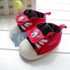 BE2023 (Pre) รองเท้าผ้าใบ Hello Kitty (0-1 ขวบ)