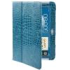 Case เคส Crocodile Samsung Galaxy Note 10.1 (N8000)(Aeruginosa Stone)