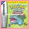 Pokémon LeafGreen Version for Nintendo Game Boy Advance Game Cartridge Only (US) 90%