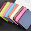 (015-001)เคสมือถือ Samsung Galaxy Note1 เคสพลาสติกแบบครอบตัวเครื่องสไตล์ฝาพับเปิดข้าง