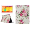 Peony Pattern Case Samsung Galaxy Note 10.1 (2014 Editon) >>> P600