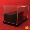 30x17x16cm กล่องโชว์โมเดล แนวนอน พร้อมบันได 3 ขั้น อะครีลิค2mm [** สินค้าพร้อมส่ง สั่งได้เลย]