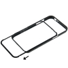 Aluminum Bumper Case Samsung Galaxy Note II , N7100 (Black)