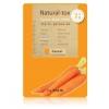 The Saem Natural-tox Carrot Mask Sheet มาส์กชีท ที่สกัดจากแครอทมีคอลาเจน ช่วยให้ผิวแข็งแรง