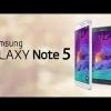 เตรียมพบกับ Samsung Galaxy Note 5