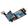 ช่องเสียบ sim card กับ micro sd Samsung Galaxy Note 2 (Note II) (N7100)