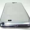 ฝาหลัง Aluminum Note 2 (Silver) ขอบดำ