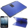 Metal Brushed iPad mini (Blue)