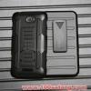 (002-079)เคสมือถือโซนี่ Case Sony Xperia E4/Dual เคสรุ่นกันกระแทกแบบเหน็บเอว