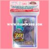 Yu-Gi-Oh! ZEXAL OCG Duelist Card Protector / Sleeve - Reginald Kastle / Ryoga Kamishiro / Shark x70