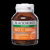 Blackmores BIO C แบล็คมอร์ วิตามินซี 1000 mg ขนาด 62 แคปซูล สำเนา