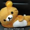 ตุ๊กตา Rilakkuma ท่านอน หมีขี้เกียจ ขนาด 20 นิ้ว ลิขสิทธิ์แท้