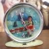 นาฬิกาปลุกจีนภาพ3มิติ รหัส141256bc
