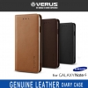 VERUS : Genuine Leather Diary Case For Galaxy Note 4
