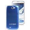 ฝาหลัง Aluminum Note 2 สีน้ำเงิน ขอบขาว