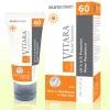 ไวทาร่า เฟเชียล ซันสกรีน เอสพีเอฟ 50 ครีม ( ตัว SPF 60 เนื้อเดิม) - Vitara Facial Sunscreen SPF50 PA+++